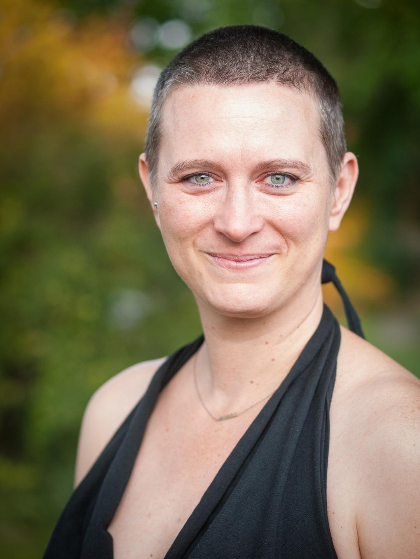 Portrait Erlebnispsychologin Cornelia Böhm