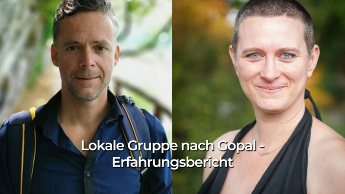 Robert Schwarz im Interview mit Cornelia Böhm zum Thema Lokale Gruppen nach Gopal