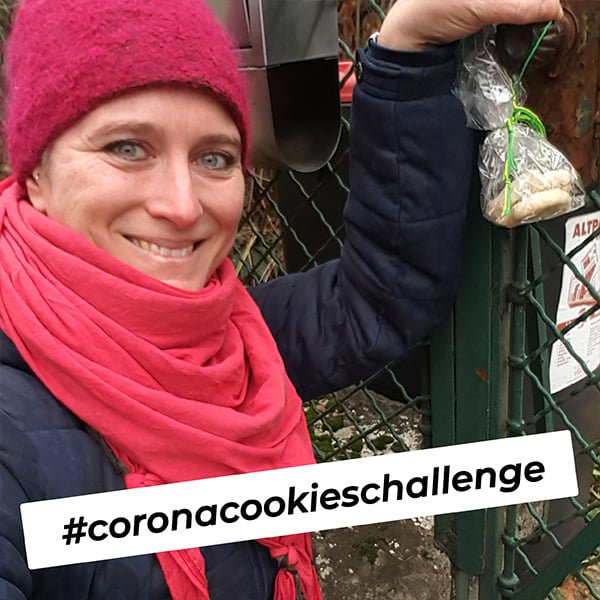 Corona Cookies Challenge